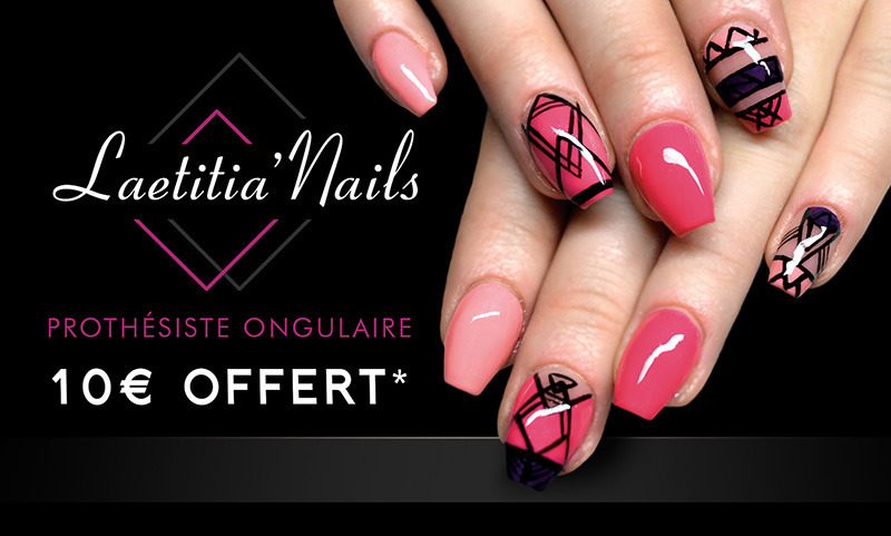 Laetitia Nails Prothésiste Styliste Ongulaire Professionnelle